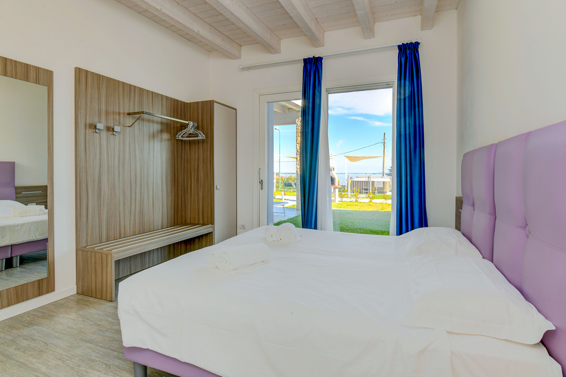 lake garda apartment with Bed linen included